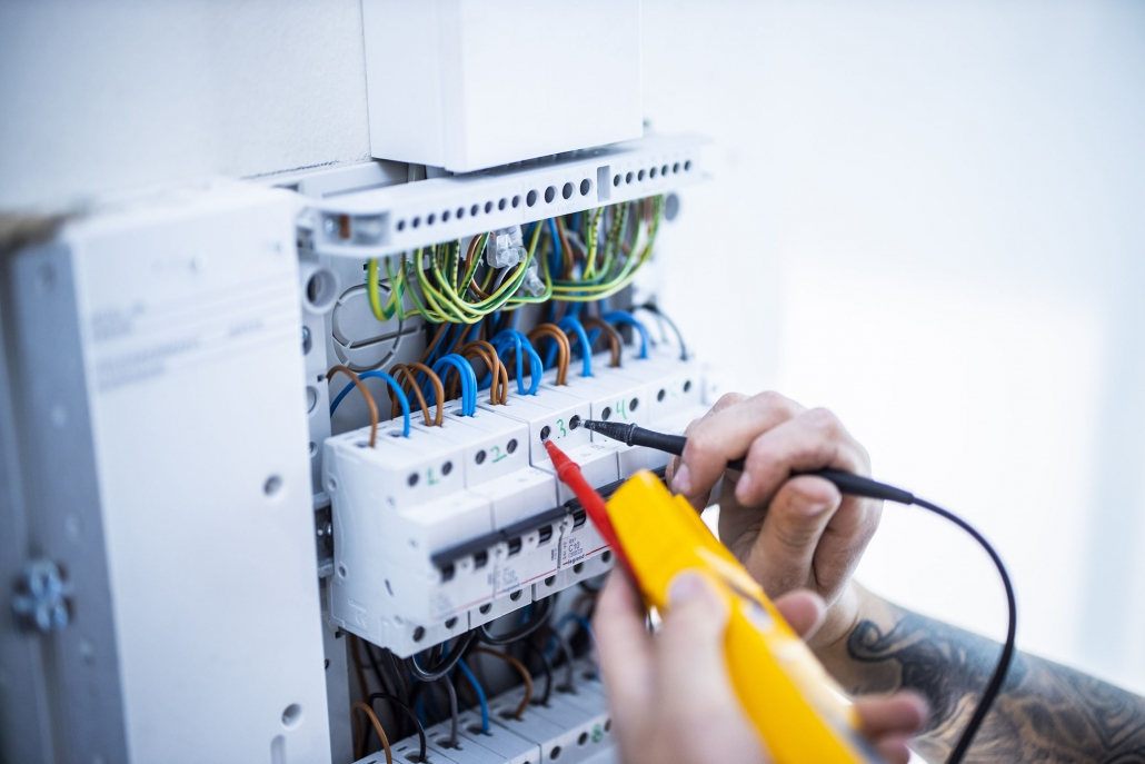 ledninger og el installation